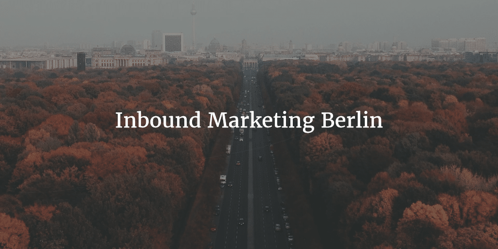 Inbound Marketing Berlin