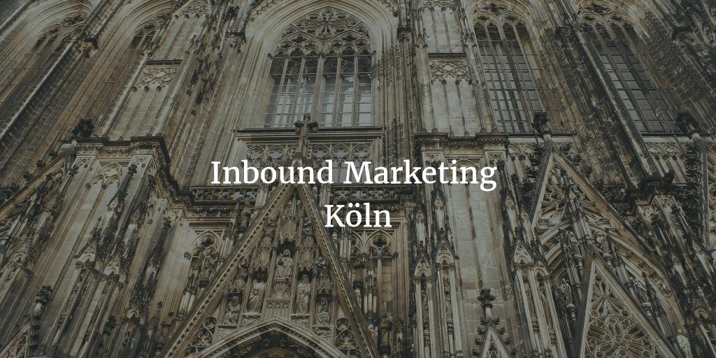 Inbound Marketing Köln